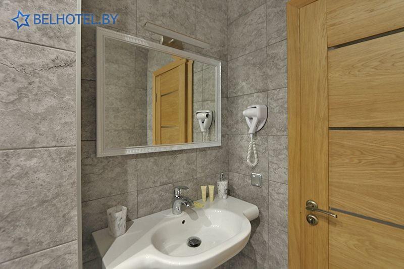 Hotels in Belarus - hotel PC Gazprom Transgaz Belarus - single 1-room / Standard+