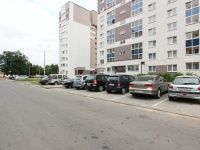 комплекс апартаментаў Comfort - Паркоўка