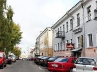 отель Губернский - Парковка