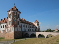 гостиница Мирский замок
