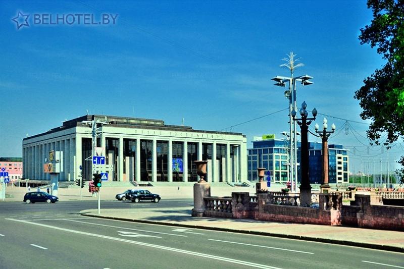 Гасцініцы Беларусі - гасцініца Гарні - Навакольныя пейзажы