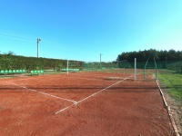 tourist and hotel complex Energia - Tennis court