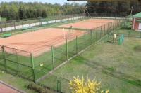 tourist and hotel complex Energia - Sportsground