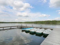 гостиничный комплекс Шале Гринвуд / Chalet Greenwood - Прокат лодки