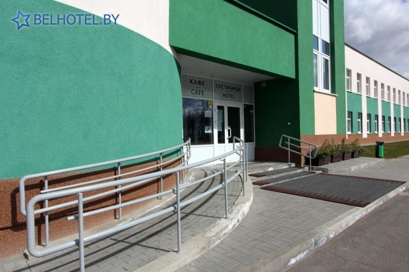Гостиницы Белоруссии Беларуси - гостиница Белтаможсервис - Внешний вид