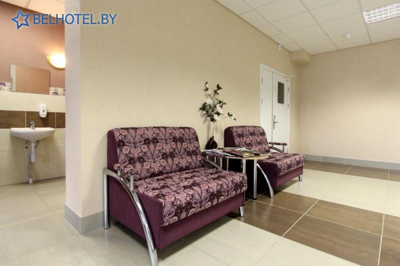 Hotels in Belarus - hotel Beltamozhservis - Reception, hall