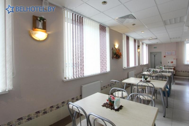 Гостиницы Белоруссии Беларуси - гостиница Белтаможсервис - Кафе