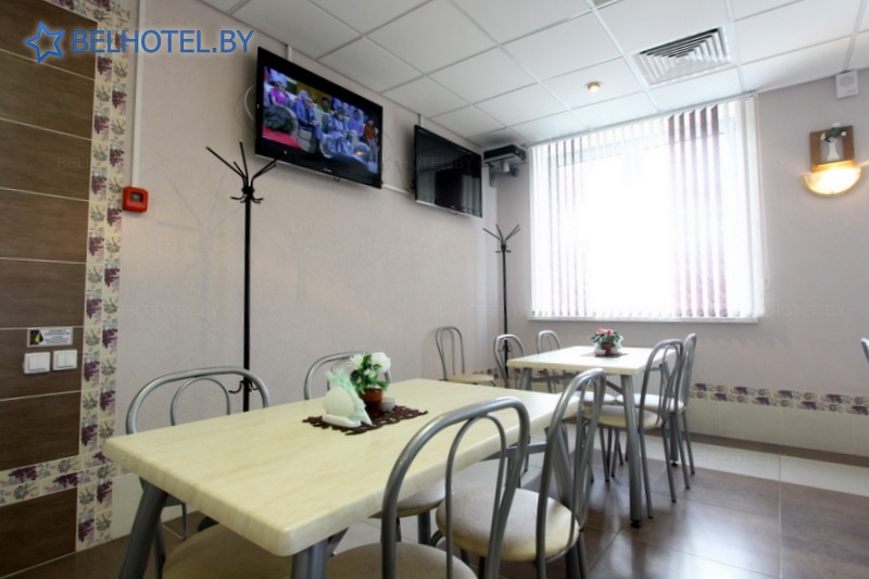 Hotels in Belarus - hotel Beltamozhservis - Banquet room