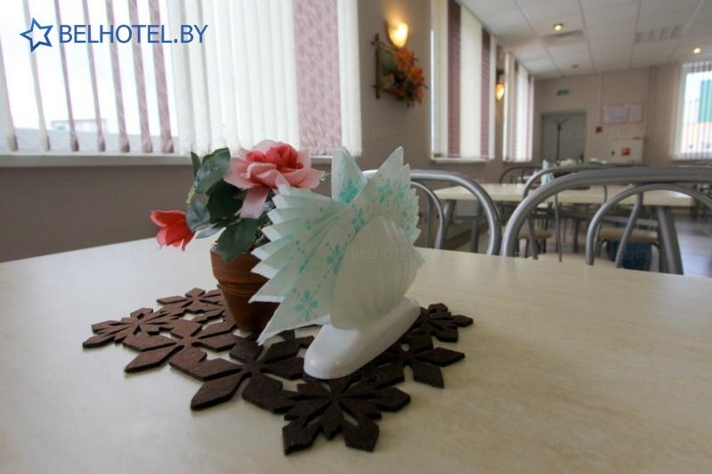 Hotels in Belarus - hotel Beltamozhservis - Cafe