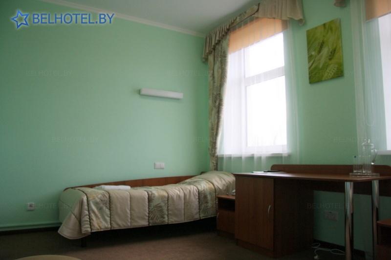 Гостиницы Белоруссии Беларуси - гостиница Белтаможсервис - 2-местный 1-комнатный / Twin