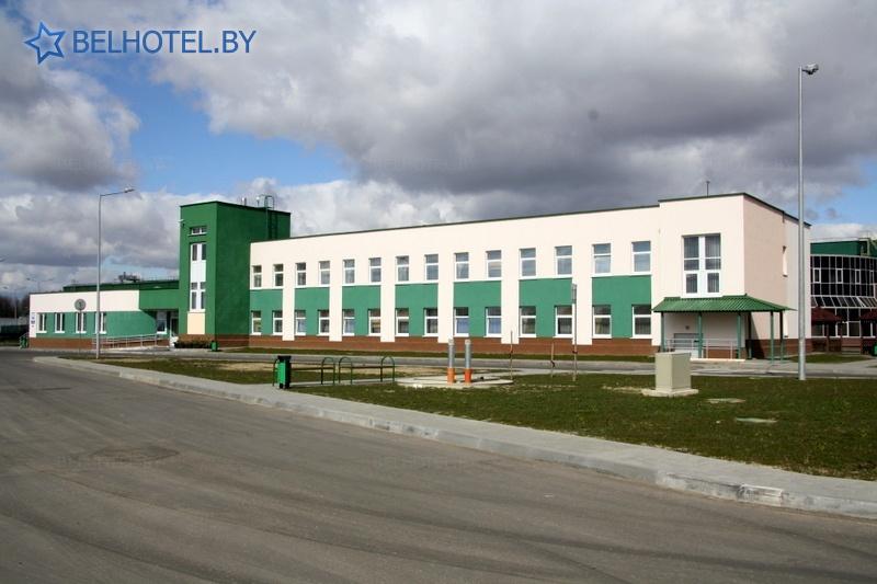 Hotels in Belarus - hotel Beltamozhservis - External appearance