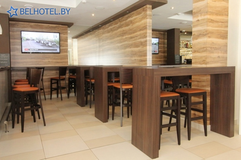 Hotels in Belarus - hotel BonHotel - Bar