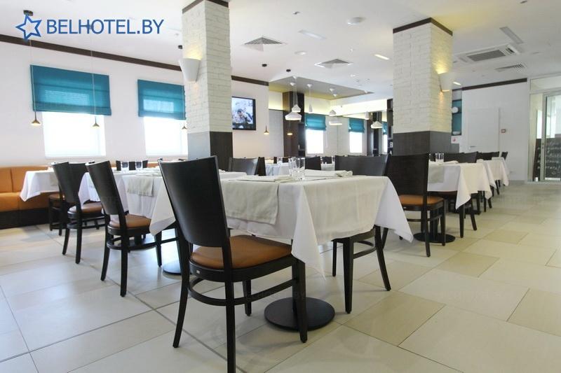 Hotels in Belarus - hotel BonHotel - Cafe