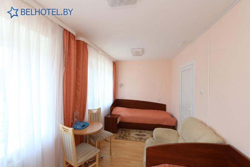 Гостиницы Белоруссии Беларуси - гостиница Белые ночи - 2-местный 1-комнатный