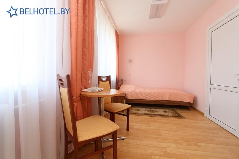 Гостиницы Белоруссии Беларуси - гостиница Белые ночи - 1-местный 1-комнатный