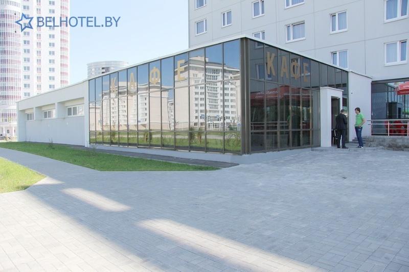 Hotels in Belarus - hotel Sport Time - Cafe