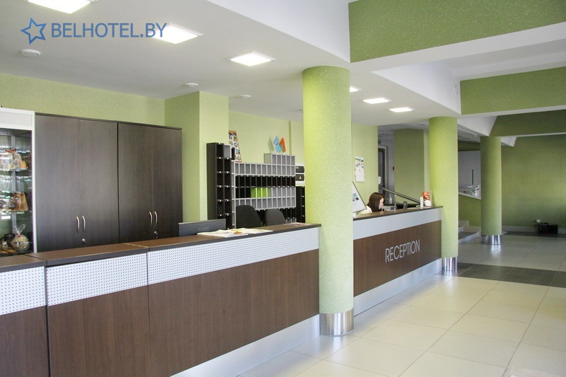 Hotels in Belarus - hotel Sport Time - Reception, hall