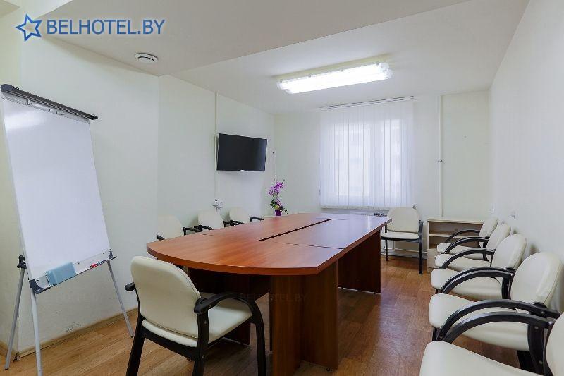 Hotels in Belarus - hotel Sport Time - Assembly room