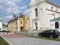 гостиничный комплекс Монастырский - Парковка