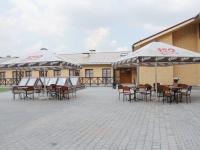 гостиничный комплекс Монастырский - Летнее кафе