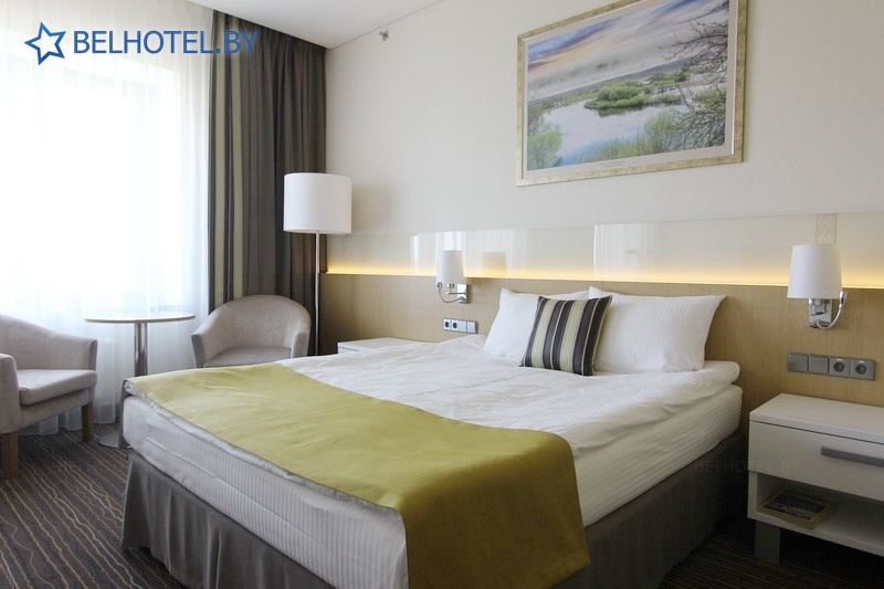 Hotels in Belarus - hotel Victoria and Spa - single 1-room Single (building №2)