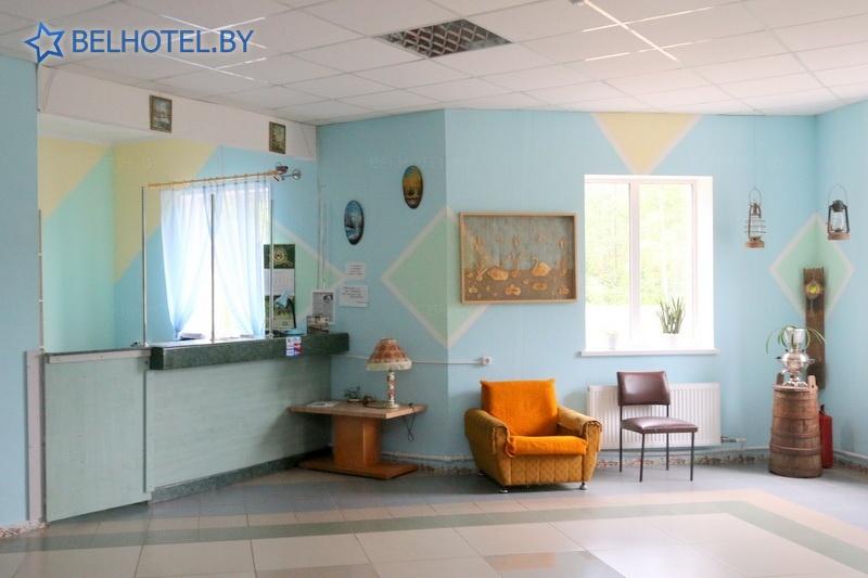 Hotels in Belarus - motel Ivacevichisky - Reception, hall