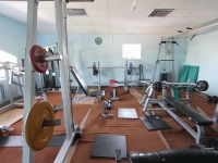 hotel KADM in Minsk on the Uborevich street - Gym