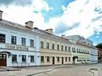 гасцініца Вікторыя на Замкавай