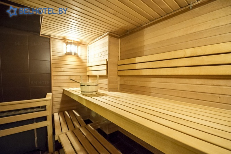 Hotels in Belarus - hotel Victoria Olimp - Sauna