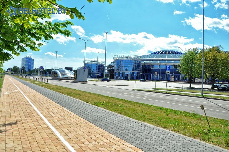 Гостиницы Белоруссии Беларуси - гостиница Арена - Окрестные пейзажи