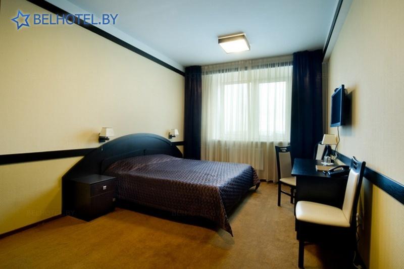 Гостиницы Белоруссии Беларуси - гостиница Арена - 1-местный 1-комнатный / Single