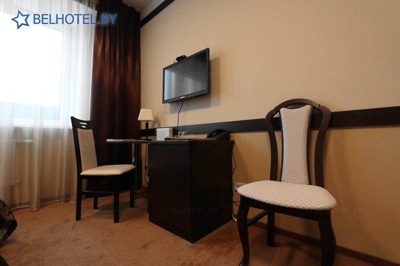Гостиницы Белоруссии Беларуси - гостиница Арена - 1-местный 1-комнатный (для людей с ограничеными возможностями )