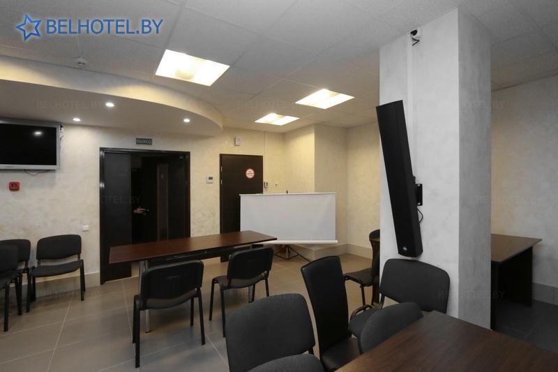 Гостиницы Белоруссии Беларуси - гостиница Арена - Комната для переговоров