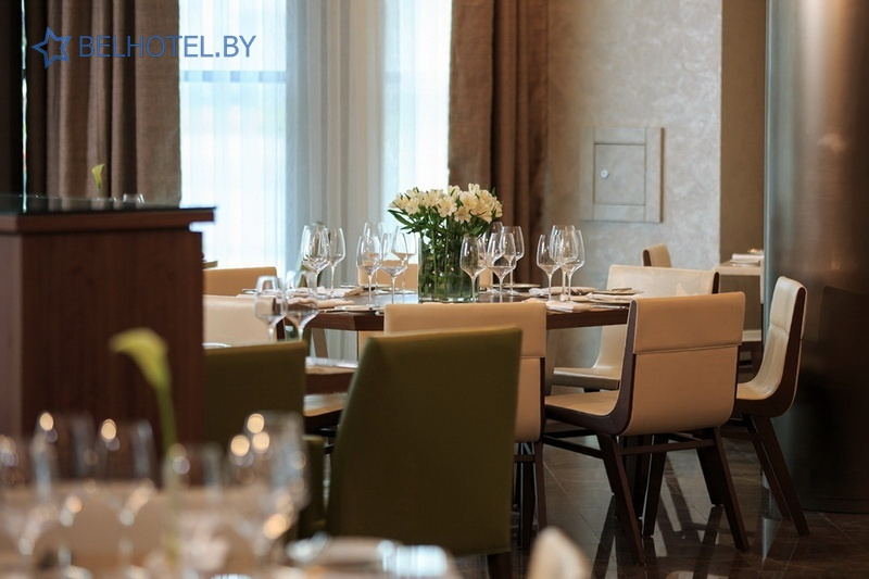 Hotels in Belarus - hotel Renaissance Minsk Hotel - Banquet room