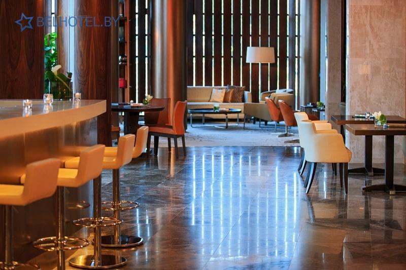 Hotels in Belarus - hotel Renaissance Minsk Hotel - Bar
