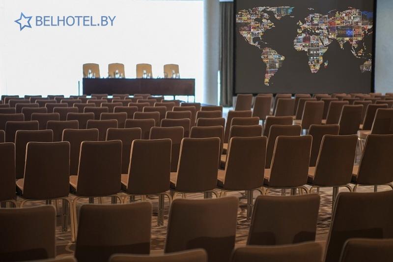 Hotels in Belarus - hotel Renaissance Minsk Hotel - Conference room