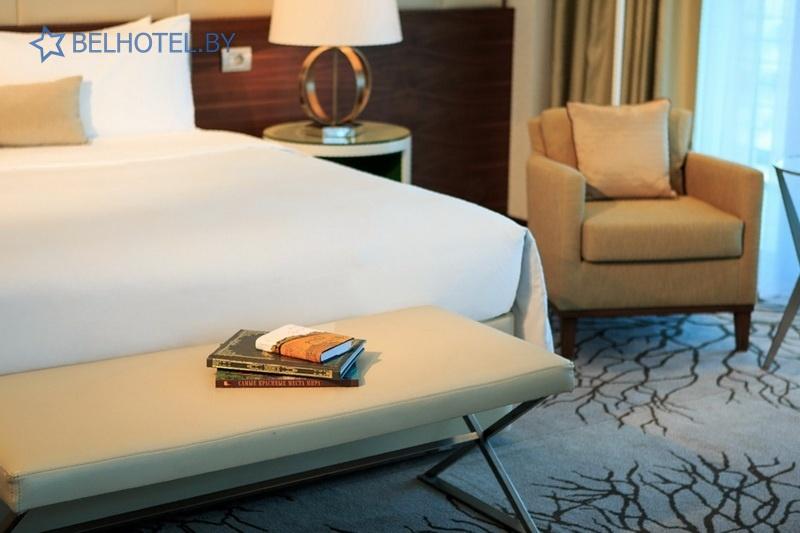 Гасцініцы Беларусі - гатэль Renaissance Minsk Hotel - 2-месны 1-пакаёвы / Deluxe