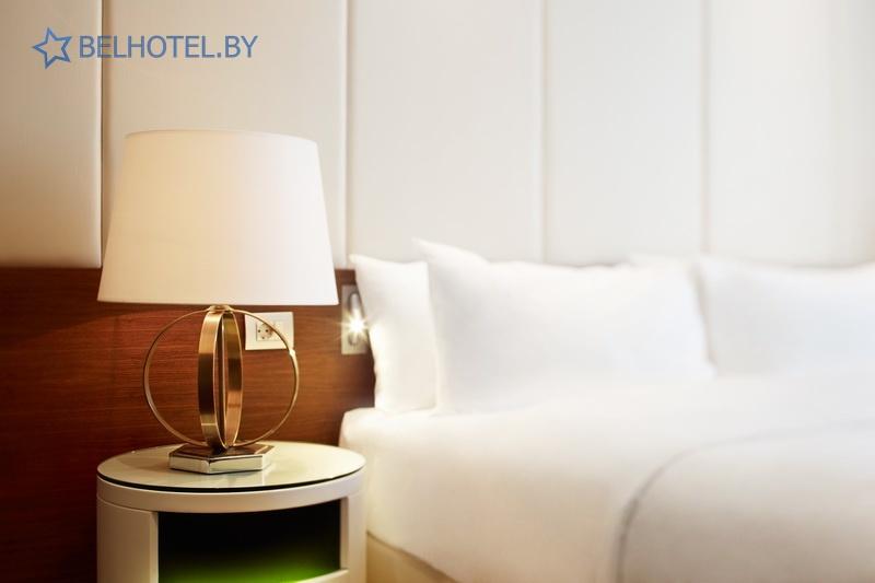 Гасцініцы Беларусі - гатэль Renaissance Minsk Hotel - 2-месны 1-пакаёвы / Twin Standard