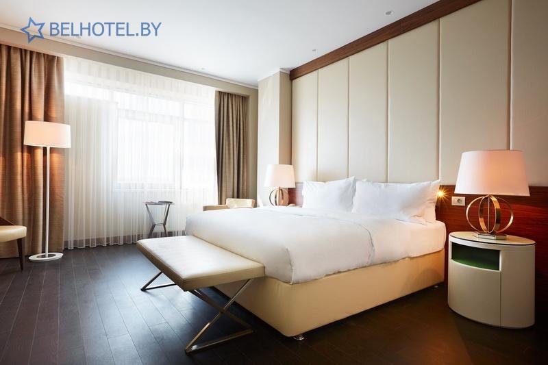 Гасцініцы Беларусі - гатэль Renaissance Minsk Hotel - 2-месны 1-пакаёвы / Double Standard