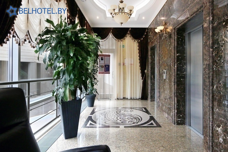 Hotels in Belarus - hotel Buta Boutique Hotel - Reception, hall