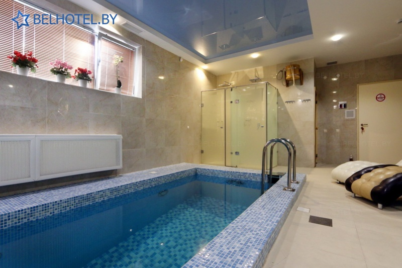 Hotels in Belarus - hotel Buta Boutique Hotel - Swimming pool