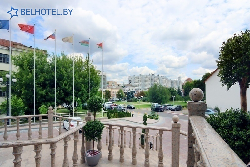 Hotels in Belarus - hotel Buta Boutique Hotel - Scenery of the locality