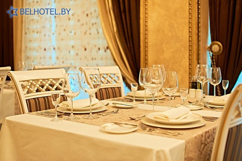 Hotels in Belarus - hotel Buta Boutique Hotel - Restaurant