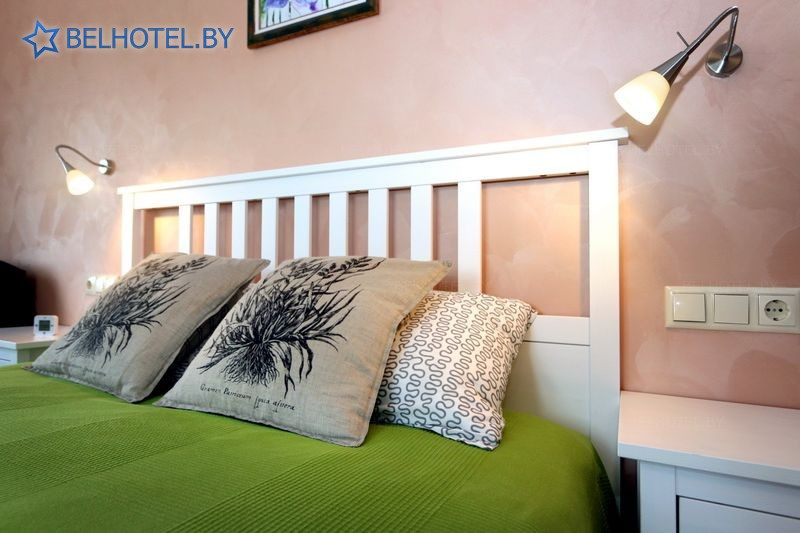 Hotels in Belarus - hotel Dom number 15 - double 1-room suite (building №1)