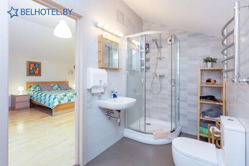Гостиницы Белоруссии Беларуси - гостиница Дом 15 - 4-местный 2-комнатный семейный люкс (корпус №1)