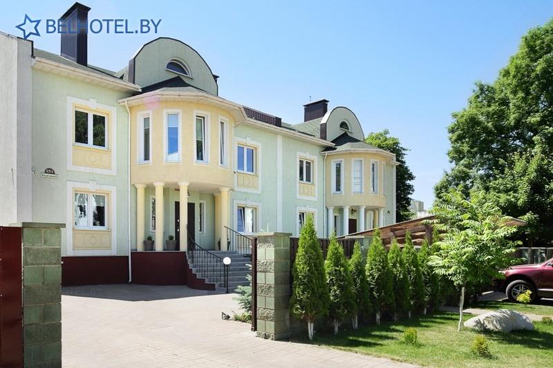 Hotels in Belarus - hotel Dom number 15 - External appearance