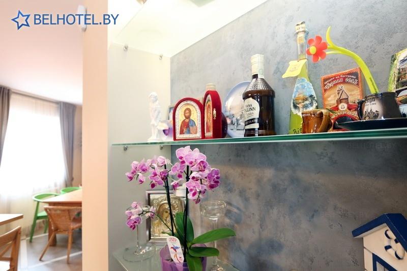 Гостиницы Белоруссии Беларуси - гостиница Дом 15 - Общая кухня