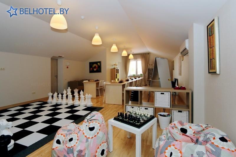 Hotels in Belarus - hotel Dom number 15 - Conference room