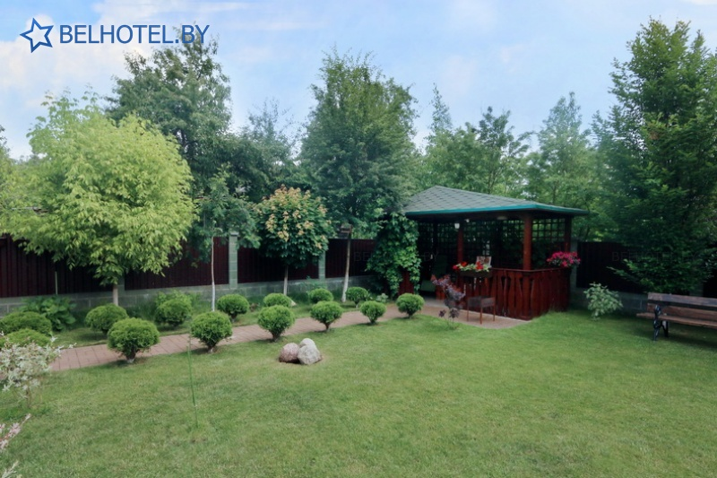 Hotels in Belarus - hotel Dom number 15 - Scenery of the locality