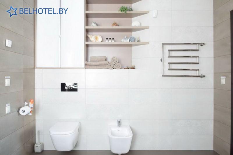 Hotels in Belarus - hotel Dom number 15 - double 1-room suite (building №1)